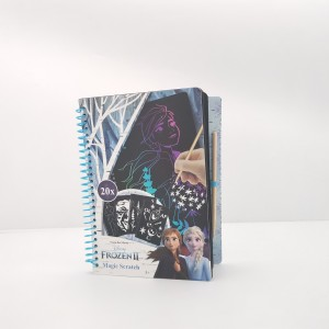 LOL Magic Scracth,LOL Scratch notebook,Disney Magic Scracth,Disney Scratch notebook
