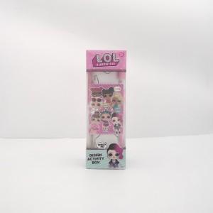 LOL Tube set,26 pcs LOL stationery set,LOL Classic box set,Disney Tube set,26 pcs Disney stationery set,Disney Classic box set