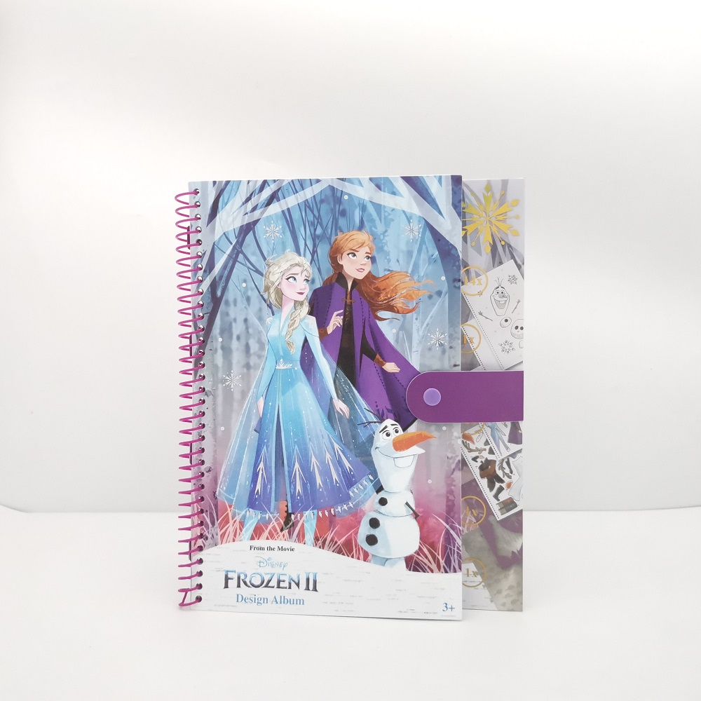 LOL Design album ,LOL spiral notebook with closure ,LOL  creative notebook ,LOL activity book,Disney Design album ,Disney spiral notebook with closure ,Disney  creative notebook ,Disney activity book Featured Image