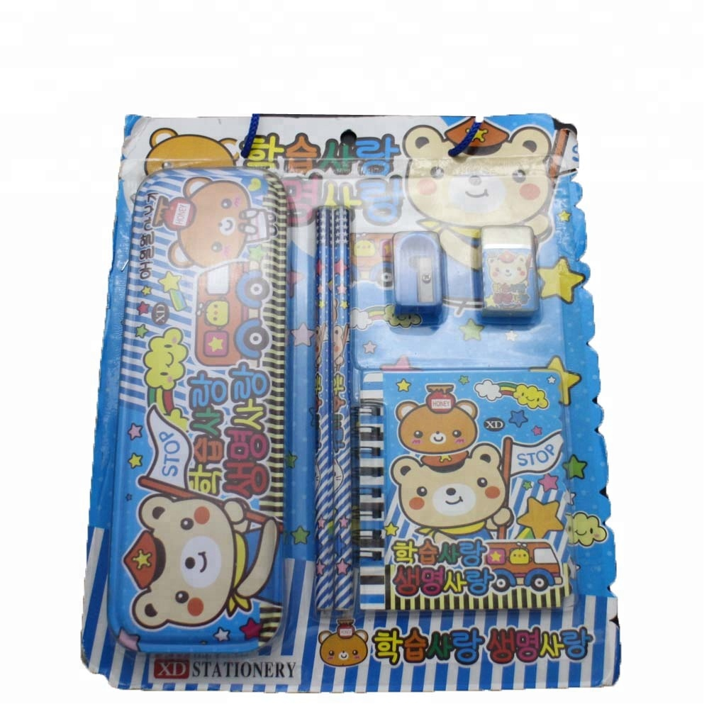 Eco-friendly stationery set funny stationery set