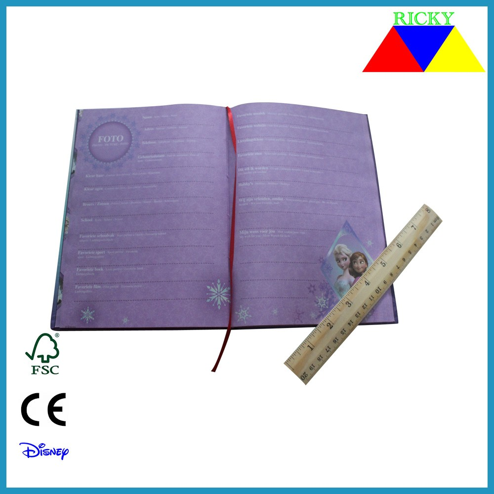 PriceList for Cute Design Journals - NB-R029 A5 friends book ,stitched bind address book – Ricky Stationery