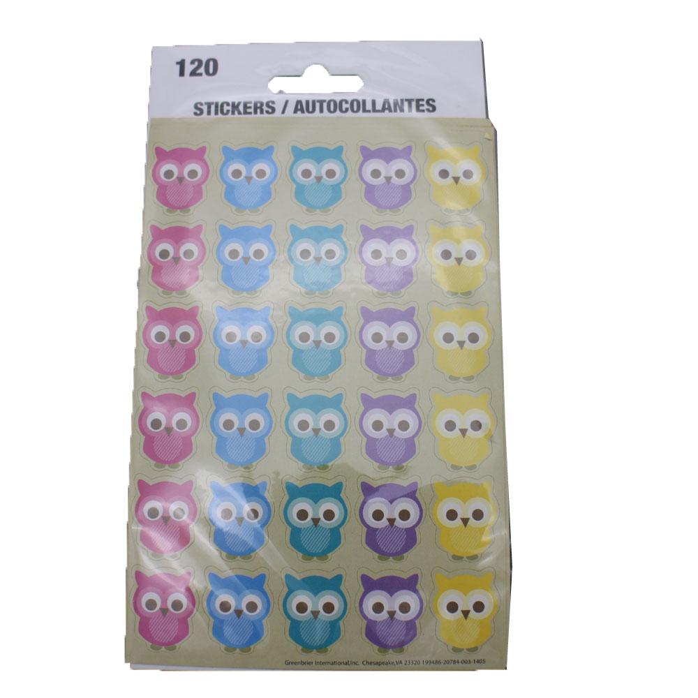 120pcs sticker sets