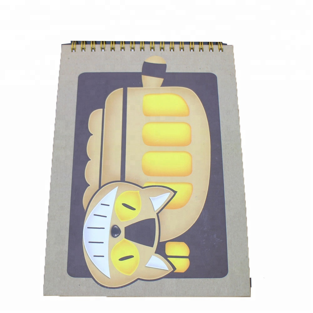 Factory Price For Cheap Stationery - NB-R060 promotional spiral notepad – Ricky Stationery