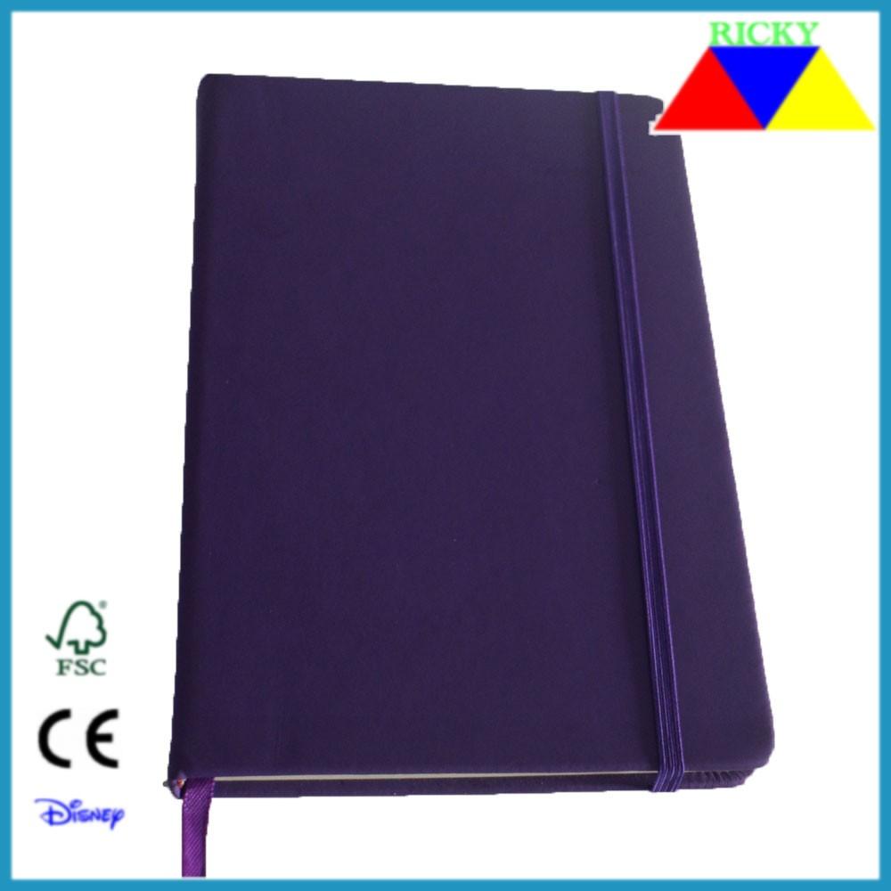 PU diary,PU notebook