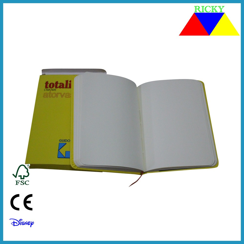 factory low price Fancy Notebook With Pen - NB-R006 top quality customized A6 pu address book FSC – Ricky Stationery