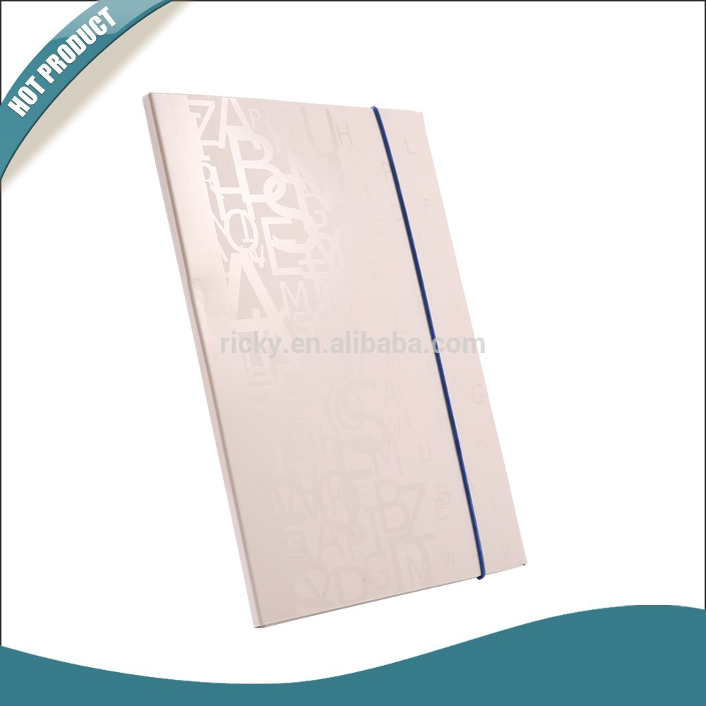 Ricky FF-R012 A4 classic box file with UV printing