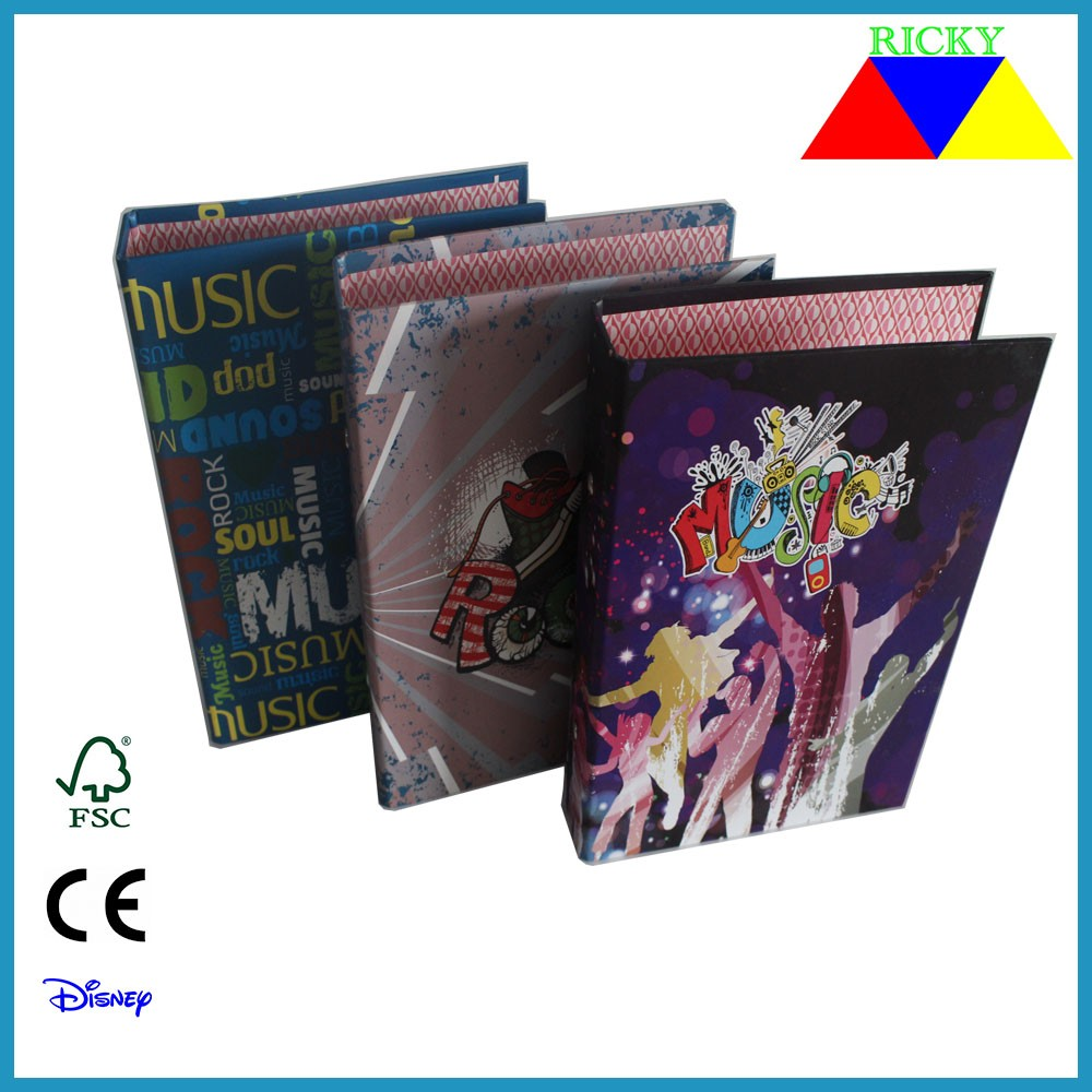 Metal two o ring ring binder a5 a4 size