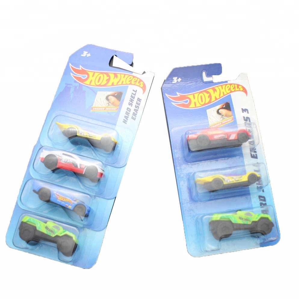 OEM/ODM Manufacturer Desk Supplies - Racing Car shaped Eraser for Pupils Kids School Office Stationary – Ricky Stationery