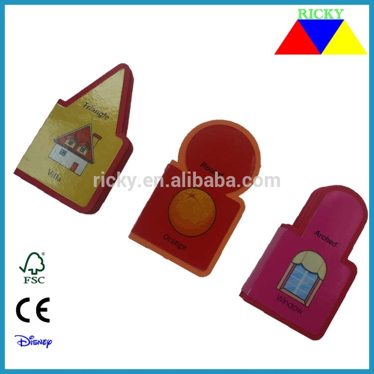 China Gold Supplier for Personalized Stationery Gift Sets - NB-R082 attractive mini story book for children – Ricky Stationery