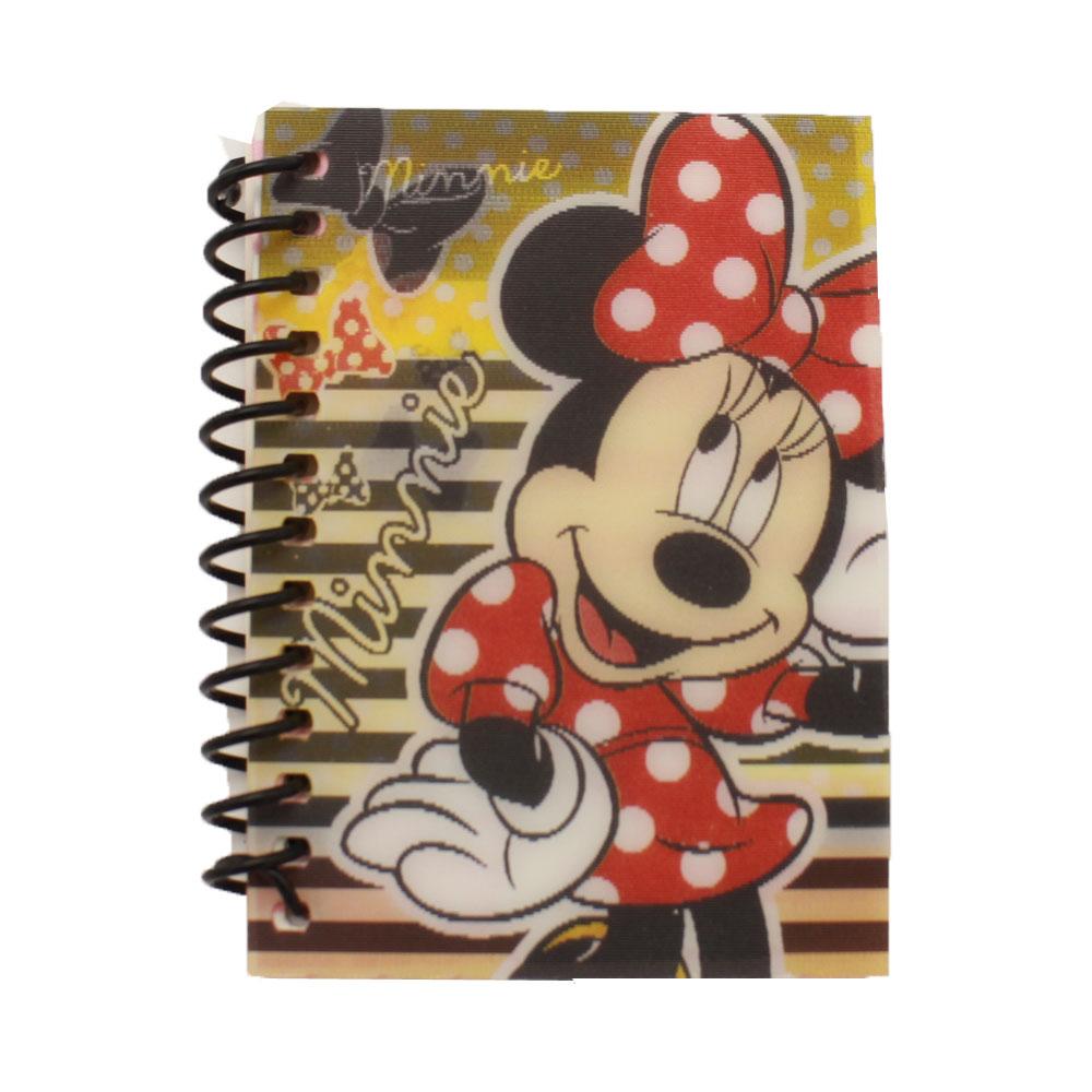 Fancy mini notebook