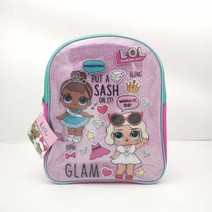 LOL Glitter backpack,LOL PVC backpack,LOL School backpack,Disney Glitter backpack,Disney PVC backpack,Disney School backpack
