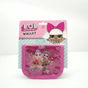 LOL Wallet,LOL Pvc wallet,LOL Children's wallet,Disney Wallet,Disney Pvc wallet,Disney Children's wallet