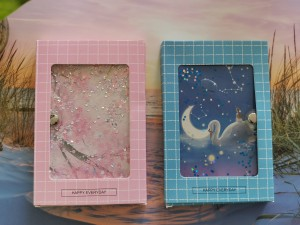 Journal with PVC cover