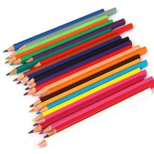 Plastic Color Pencils